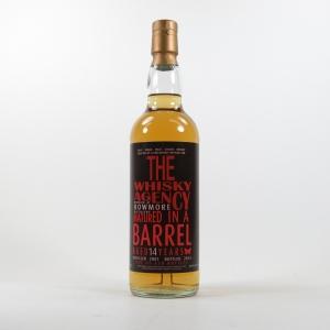 Bowmore 2001 Whisky Agency Single Barrel