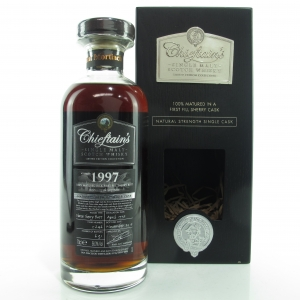 Mortlach 1997 Chieftain's / Twin Lions Society
