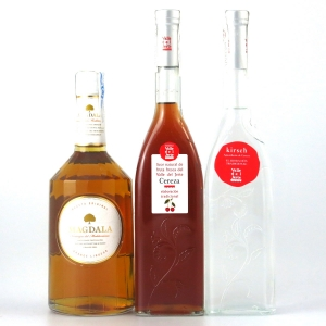 Spanish Fruit Liqueur Selection x 3