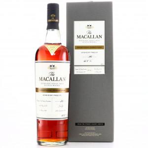 Macallan 2005 Exceptional Cask #7492-01 / 2018 Release