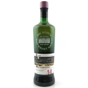 Longmorn 14 Year Old SMWS 7.209 / Queen Street Festival 35th Anniversary