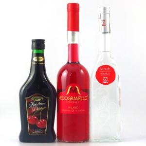 Cherry Liqueur x 3