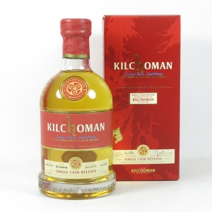 Kilchoman 2007 Single Cask Distillery Exclusive Front