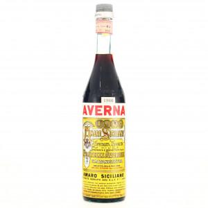 Averna Amaro Siciliano 1960s