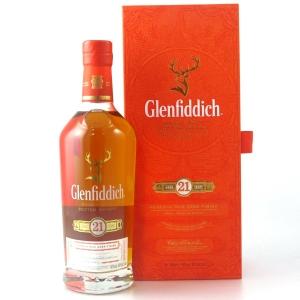 Glenfiddich 21 Year Old Reserva Rum Finish