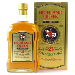 Highland Queen 21 Year Old 1980s