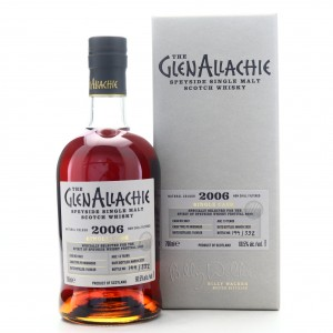 Glenallachie 2006 Single PX Cask 13 Year Old #6601 / Spirit of Speyside 2020
