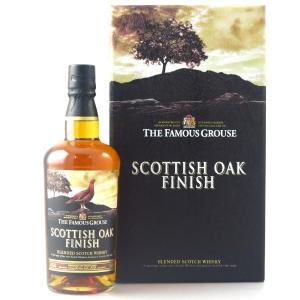 Famous Grouse Scottish Oak Finish