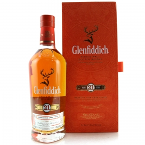 Glenfiddich 21 Year Old Reserva / Rum Cask Finish