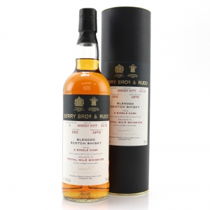 Berry Brothers and Rudd 1979 Single Cask Blend / RMW