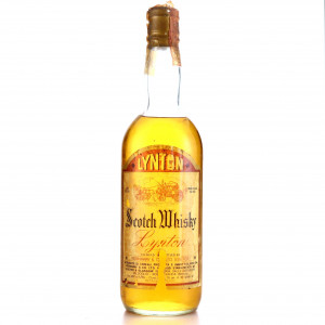 Lynton Scotch Whisky 1960s