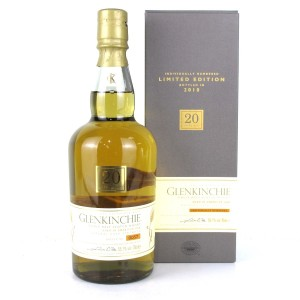 Glenkinchie 1990 Cask Strength 20 Year Old