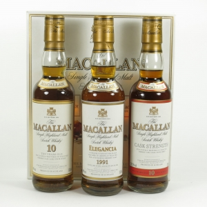 Macallan Travellers Choice 3 x 33.3cl