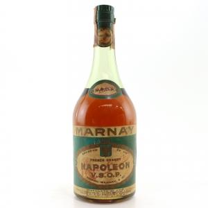 Marnay VSOP French Brandy 1960s