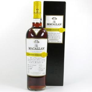 Macallan 1999 Easter Elchies 2012