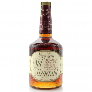 Very Very Old Fitzgerald 12 Year Old Bonded 100 Proof 1980s / Stitzel-Weller