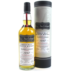 Glenallachie - Glenlivet 1992 Edition Spirits 24 Year Old
