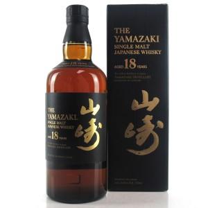 Yamazaki 18 Year Old 75cl / US Import