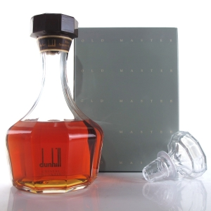 Dunhill Old Master Crystal Decanter