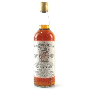 Old Pulteney 1974 Gordon and MacPhail 15 Year Old 75cl / US Import