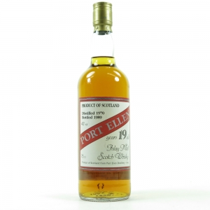 Port Ellen 1970 Sestante 19 Year Old