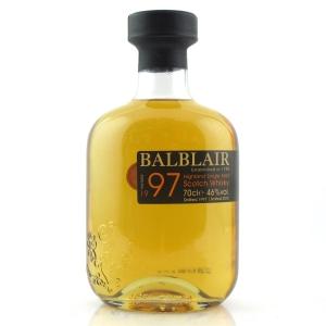 Balblair 1997 2nd Release