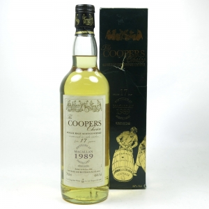 Macallan 1989 Coopers Choice 17 Year Old
