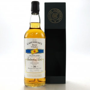 Cameronbridge Cadenhead's 34 Year Old