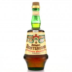 Amaro Montenegro 1980s