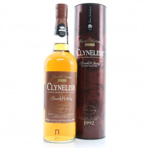 Clynelish 1992 Distillers Edition