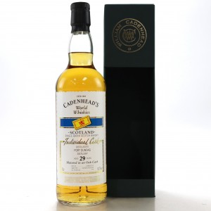 Port Dundas 29 Year Old Cadenhead's