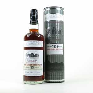 Benriach 1970 Single Cask 38 Year Old PX Finish