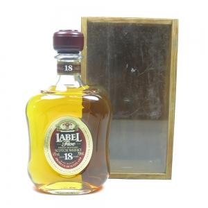 Label Five 18 Year Old