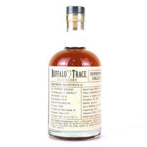 Buffalo Trace 2001 Experimental Collection 11 Year Old 37.5cl / Rye Bourbon 90
