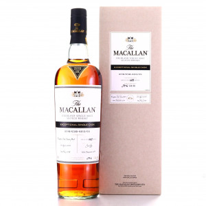 Macallan 2005 Exceptional Cask #6513-05 75cl / 2018 Release - US Import