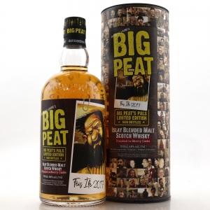 Big Peat Sherry Cask Finish / Feis Ile 2017