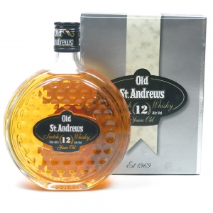 Old St Andrews 12 Year Old