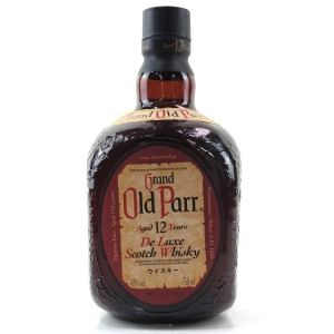 Grand Old Parr 12 Year Old 1980s / Japanese Import