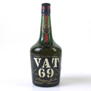 Vat 69 Circa 1960s
