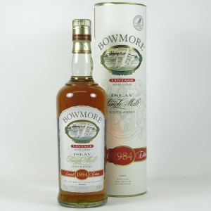 Bowmore 1984 Front