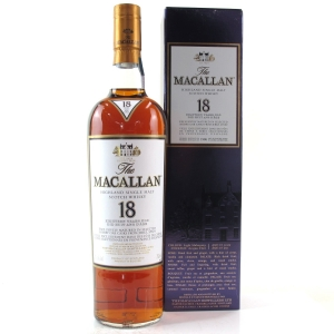 Macallan 18 Year Old 1996 75cl