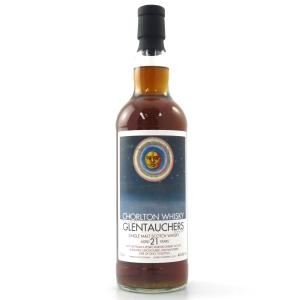 Glentauchers 21 Year Old Chorlton Whisky / PX Octave