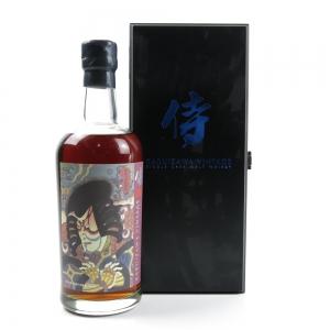 Karuizawa 1984 30 Year Old Single Cask #4201 / Samurai