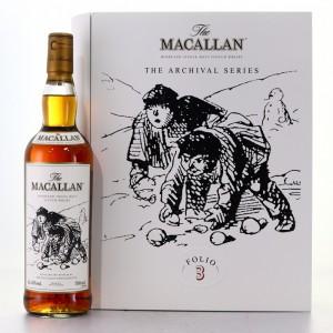 Macallan Archival Series Folio 3
