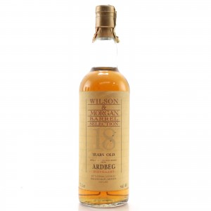 Ardbeg 18 Year Old Wilson and Morgan 1992 / First Releases