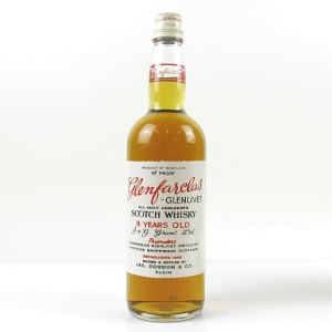 Glenfarclas 8 Year Old 1960s / SecuRo Cap
