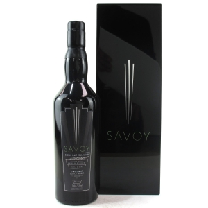 Macallan 21 Year Old Edition 1 / The Savoy Collection