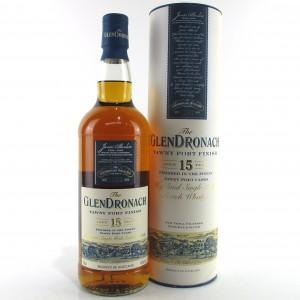 Glendronach 15 Year Old Tawny Port Finish 75cl / US Import