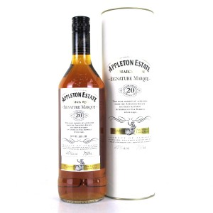 Appleton Estate 1990 Signature Marque 20 Year Old / Park Avenue Liquor Shop