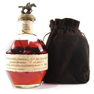 Blanton's Single Barrel Dumped 1991